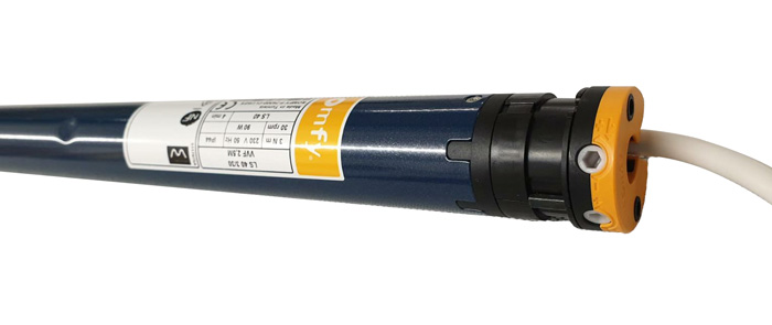 MotorMecánicoSomfy-tubo40