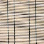 Bambú natural algodón marrón