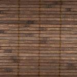 Bambú plano 7mm marrón oscuro