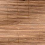 Bambú plano 3mm marrón claro