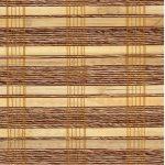 Tejido Bambú / Cordel / Maíz marrón