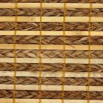 Tejido trenza Seagrass / Bambú plano